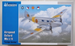SPECIAL HOBBY 1/48 48159 AIRSPEED OXFORD Mk.I/II FOREIGN SERVICE