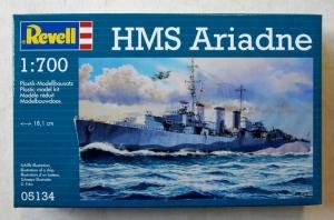 REVELL 1/700 05134 HMS ARIADNE