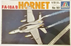 ITALERI 1/72 161 F/A-18 A/B HORNET