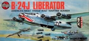 AIRFIX 1/72 05006 B-24J LIBERATOR