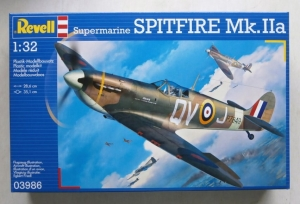 REVELL 1/32 03986 SUPERMARINE SPITFIRE Mk.IIa