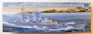 TRUMPETER 1/350 05346 GERMAN HEAVY CRUISER BLUCHER  UK SALE ONLY