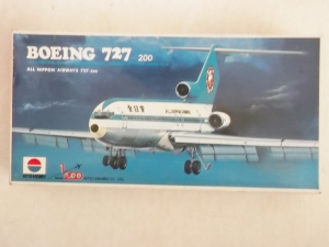 NITTO 1/200 314 BOEING 727-200 ALL NIPPON AIRWAYS
