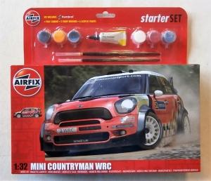 AIRFIX 1/32 55304 MINI COUNTRYMAN WRC