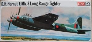 FROG 1/72 F239 DH HORNET F.Mk.3
