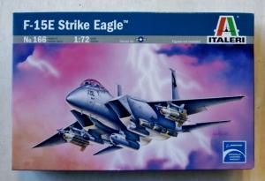 ITALERI 1/72 166 F-15E STRIKE EAGLE
