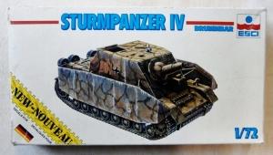 ESCI 1/72 8311 STURMPANZER IV BRUMMBAR