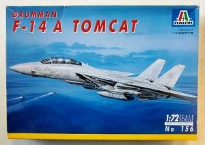 ITALERI 1/72 156 GRUMMAN F-14A TOMCAT
