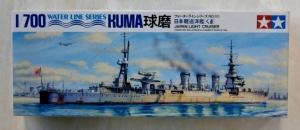 TAMIYA 1/700 77080 KUMA