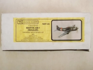ESOTERIC 1/72 MARTIN AM-1 MAULER