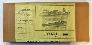 AIRWAYS VACFORM 1/72 VICKERS VIKING/VALETTA AUTAIR
