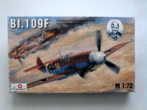 1/72 72002 MESSERSCHMITT Bf 109F