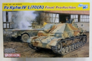 DRAGON 1/35 6784 Pz.Kpfw.IV L/70 A  FINAL PRODUCTION