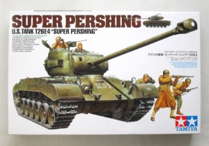 TAMIYA 1/35 35319 T26E4 SUPER PERSHING