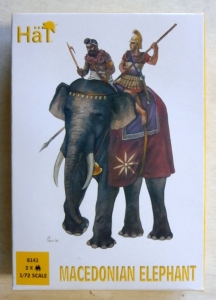 HAT INDUSTRIES 1/72 8141 MACEDONIAN ELEPHANT