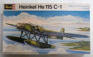 REVELL 1/72 H241 HEINKEL He 115 C-1