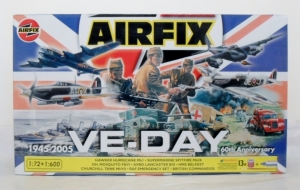 AIRFIX  10301 VE-DAY 60th ANNIVERSARY  UK SALE ONLY