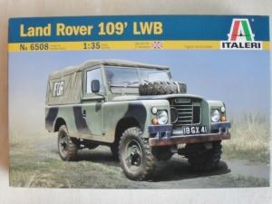 ITALERI 1/35 6508 LAND ROVER 109 LWB