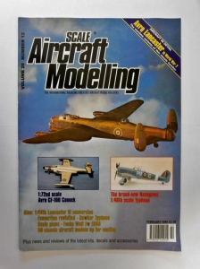SCALE AIRCRAFT MODELLING  SAM VOLUME 20 ISSUE 12
