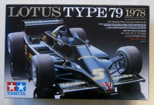 TAMIYA 1/20 20060 LOTUS TYPE 79 1978