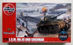 AIRFIX 1/76 03301 L.C.M. Mk.3   SHERMAN TANK