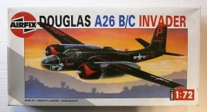AIRFIX 1/72 05011 DOUGLAS A-26B/C INVADER