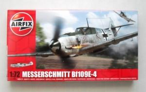 AIRFIX 1/72 01008 MESSERSCHMITT Bf 109 E-4