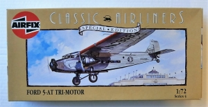 AIRFIX 1/72 04009 FORD 5-AT TRI-MOTOR