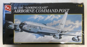 AMT 1/72 8955 EC-135C LOOKING GLASS AIRBORNE COMMAND POST  UK SALE ONLY