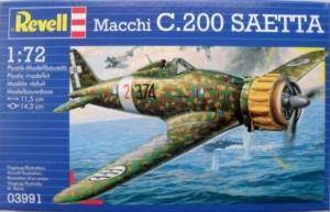 REVELL 1/72 03991 MACCHI C.200 SAETTA