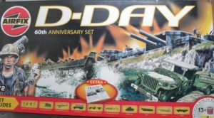 AIRFIX 1/72 10300 D-DAY 60th ANNIVERSARY SET  UK SALE ONLY