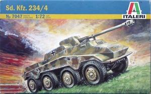 ITALERI 1/72 7047 Sd.Kfz 234/4