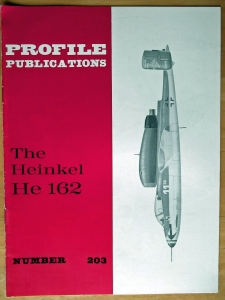 PROFILES AIRCRAFT PROFILES 203. HEINKEL He 162