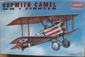 1/72 1624 SOPWITH CAMEL