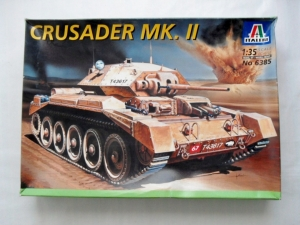 ITALERI 1/35 6385 CRUSADER Mk.II