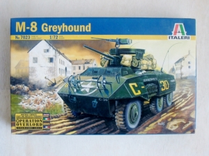 ITALERI 1/72 7023 M-8 GREYHOUND