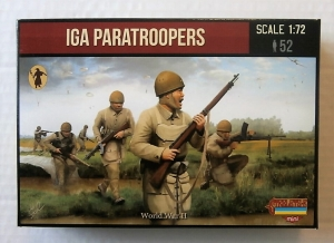 STRELETS 1/72 M120 IGA PARATROOPERS