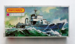 MATCHBOX 1/700 PK-62 NARVIK
