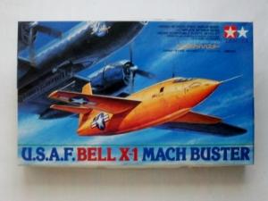 TAMIYA 1/72 60601 U.S.A.F. BELL X-1 MACH BUSTER