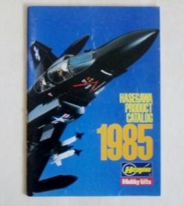 HASEGAWA  HASEGAWA 1985