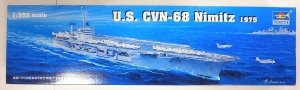 TRUMPETER 1/350 05605 US CVN-68 NIMITZ 1975  UK SALE ONLY