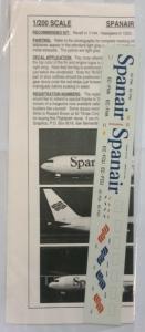 FLIGHTPATH 1/200 1360. 20183 SPANAIR 767-300