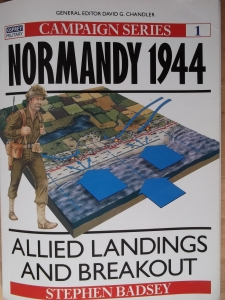 OSPREY CAMPAIGN  001. NORMANDY 1944