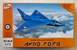 PRO RESIN 1/72 72045 AVRO 707B