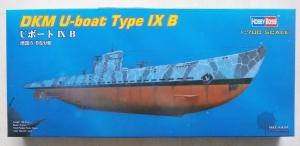 HOBBYBOSS 1/700 87006 DKM U-BOAT TYPE IX B
