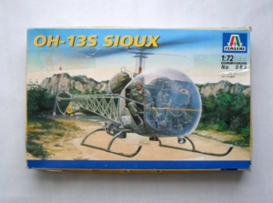ITALERI 1/72 085 OH-13S SIOUX