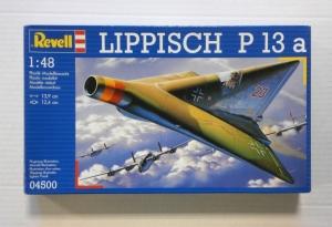 REVELL 1/48 04500 LIPPISCH P 13a
