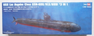 HOBBYBOSS 1/350 83530 USS LOS ANGELES CLASS SSN-688/VLS/6881 3 IN 1