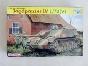 DRAGON 1/35 6397 JAGDPANZER IV L/70 V