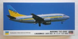 HASEGAWA 1/200 10664 BOEING 737-500 HOKKAIDO INTERNATIONAL AIRLINES AIR DO